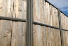 Longwood SA Lap and cap timber fencing 2