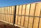 Longwood SA Lap and cap timber fencing 4
